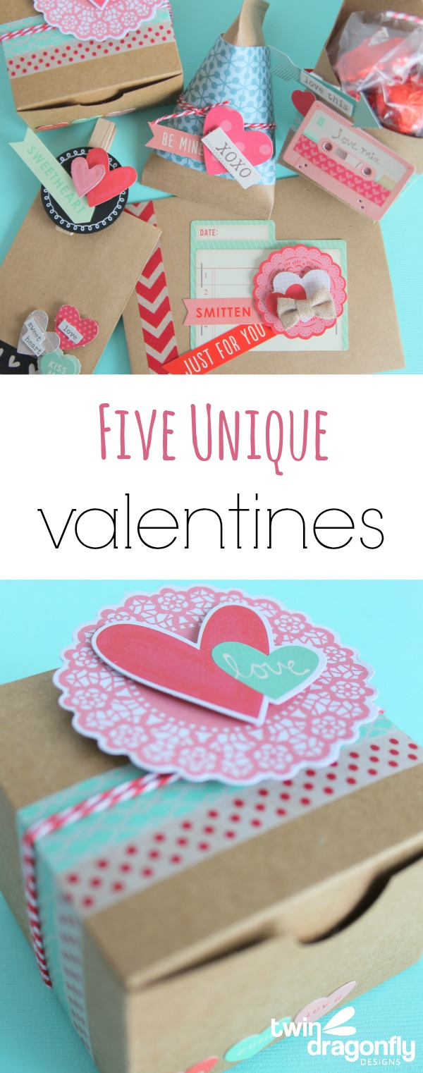 Five Unique Valentines