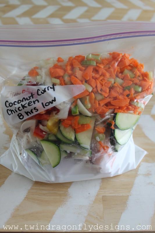 Crockpot Coconut Curry Recipe