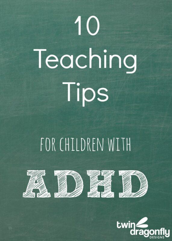 Understanding ADHD and Ten Teaching Tips