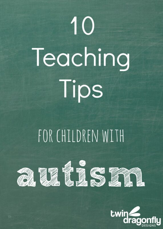 Teaching Tips Autism