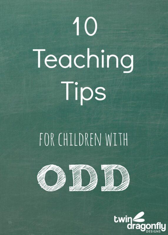 Understanding ODD and Ten Teaching Tips