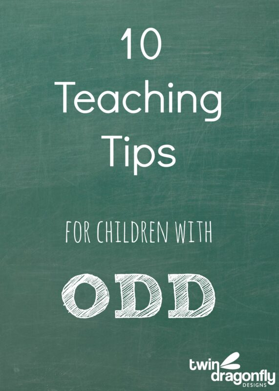 Teaching Tips ODD