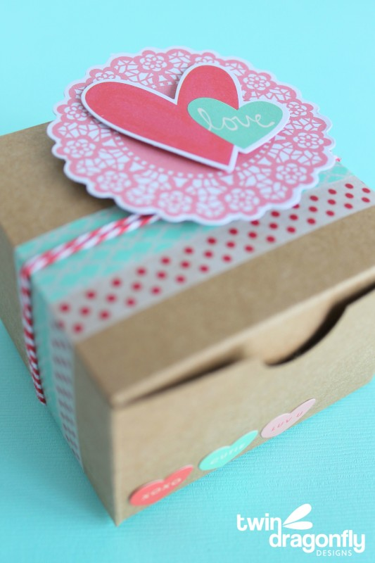 Valentine Craft Box