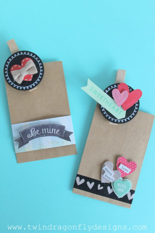 Valentine Gift Bags