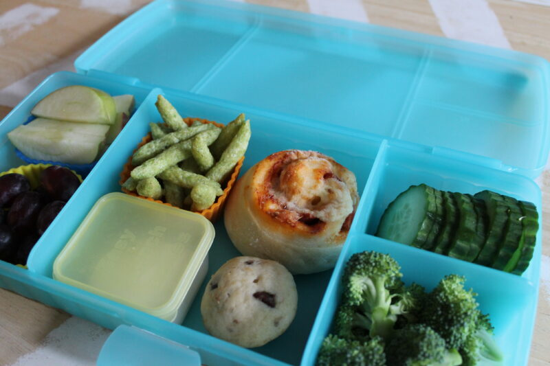 Green Bento Lunches