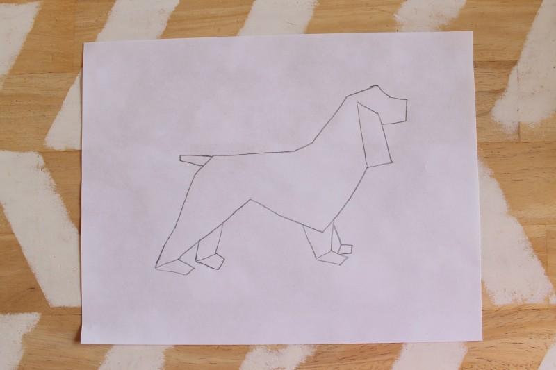 How to Create Geometric Animal Art