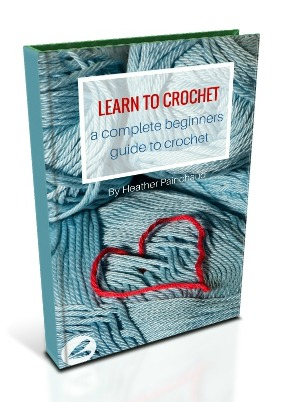 Learn To Crochet - a complete beginners guide to crochet