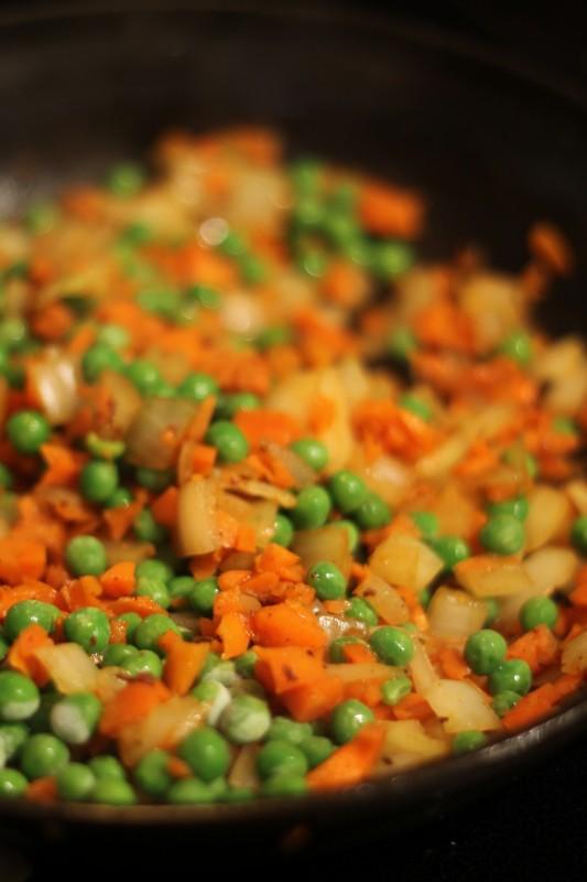 Shephards Pie with Cauliflower Mashed Potatoes