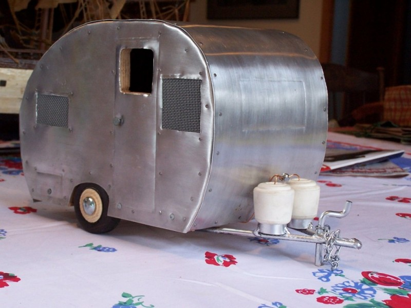 20+ Vintage Camper Crafts