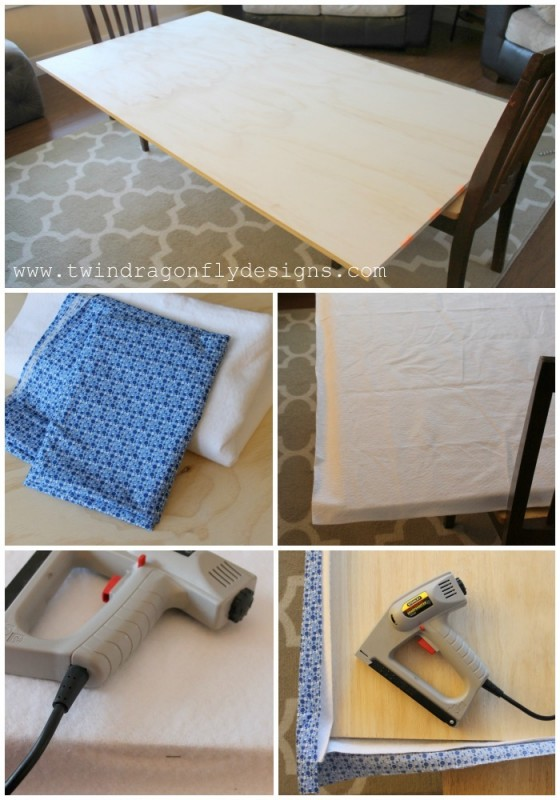 DIY Trundle Bed Step 1
