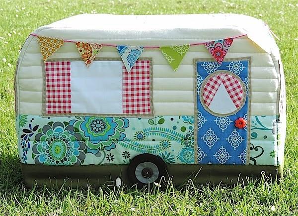 20+ Vintage Camper Crafts