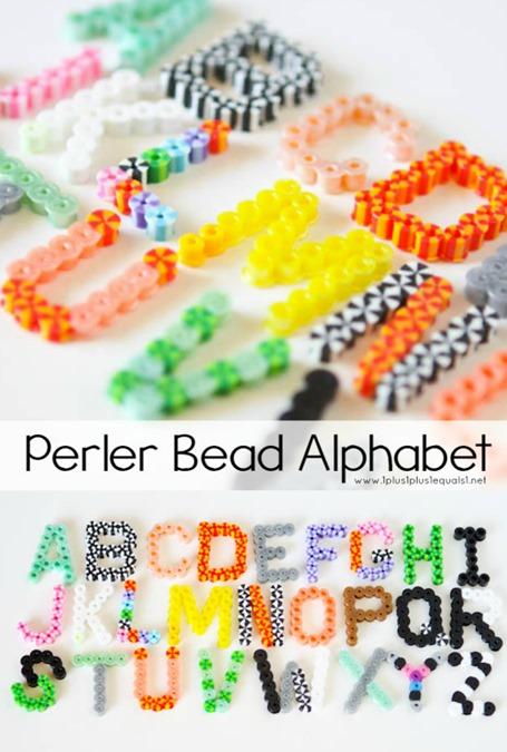 20+ Perler Bead Crafts