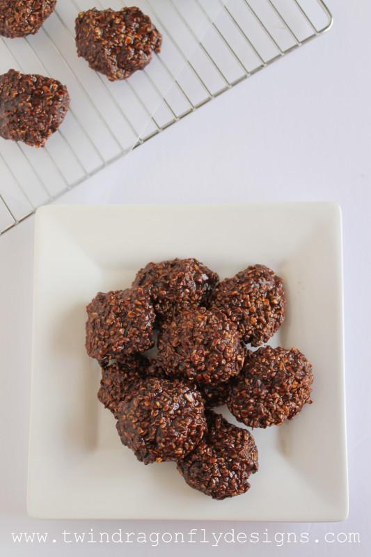 Real Food Fridge Cookies