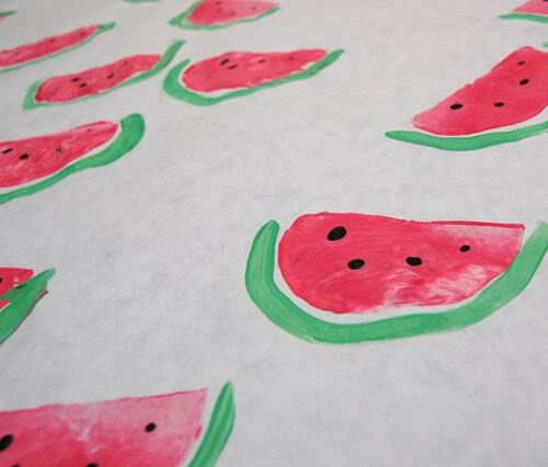 20 Watermelon Crafts O The Pinning Mama