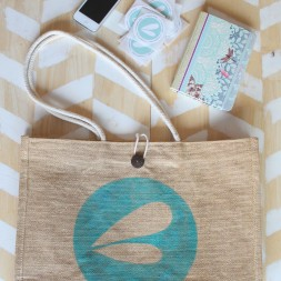 How to Make a Logo Tote