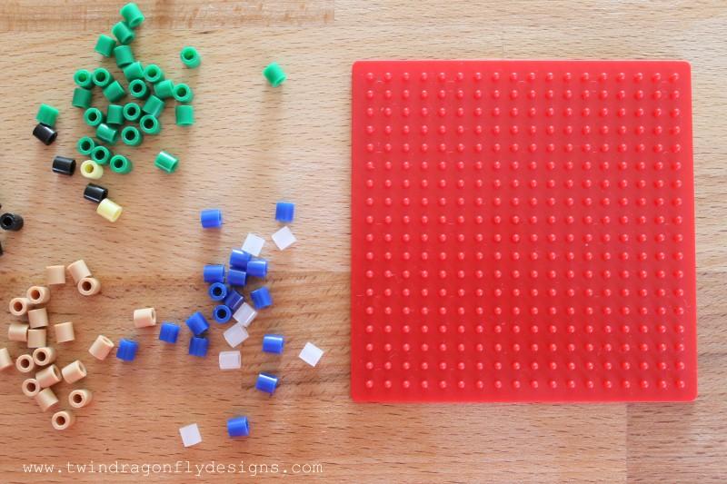 Mario and Luigi Perler Bead Bubble Wands-001