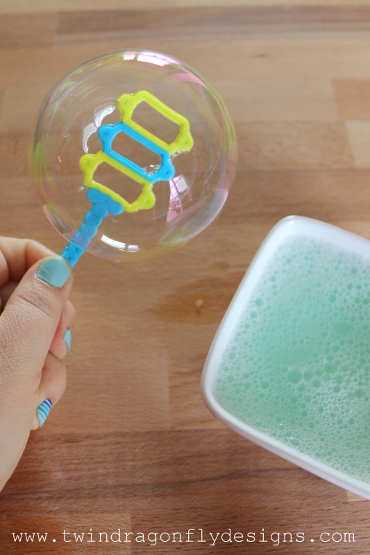 Perler Bead Bubble Wands