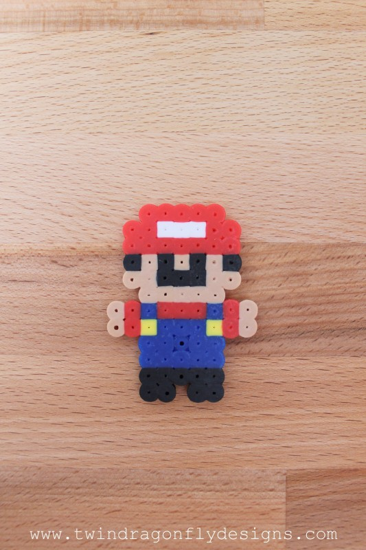 Mario Perler Bead Patterns