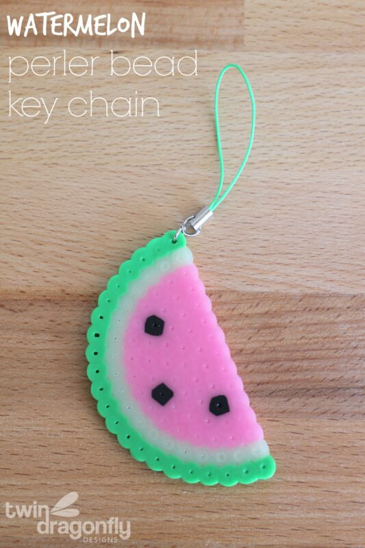 20 Watermelon Crafts Dragonfly Designs