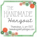 The Handmade Hangout – a creative party!