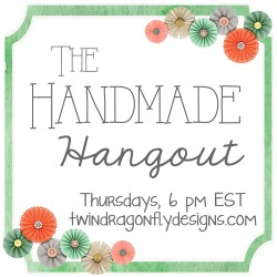 handmade hangout- small logo TDD