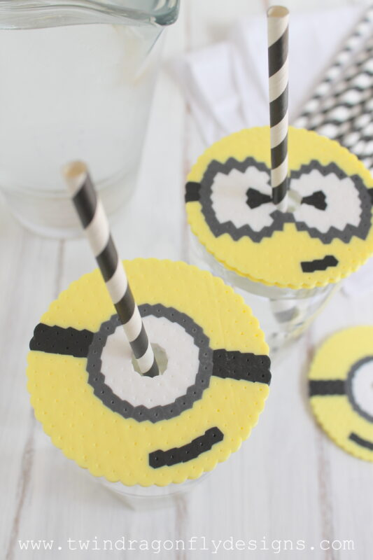 Minion Cup Covers