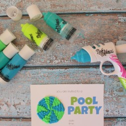 3D Printable Pool Party Invitation-006