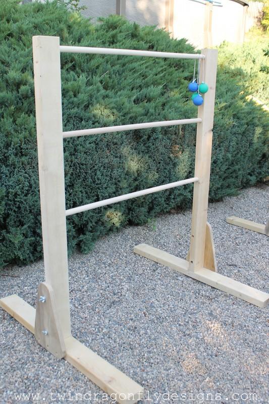 Diy Ladder Ball Syncro Golf Dimensions Wood