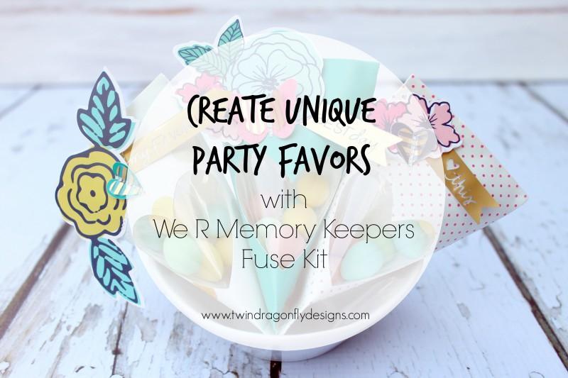 Unique Party Favor Tutorial