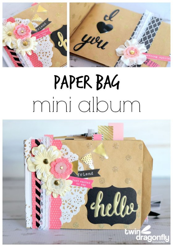 Paper Bag Mini Album