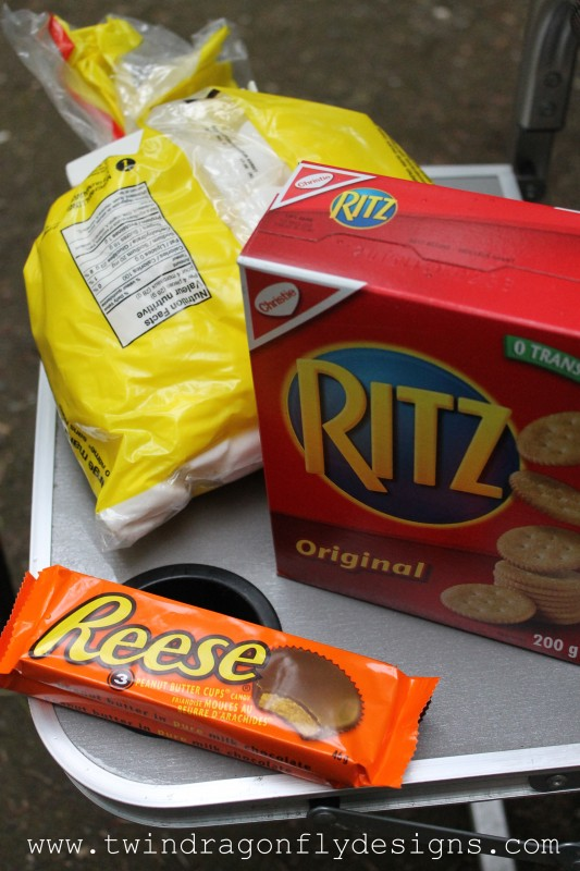 Ritz and Reese Smore