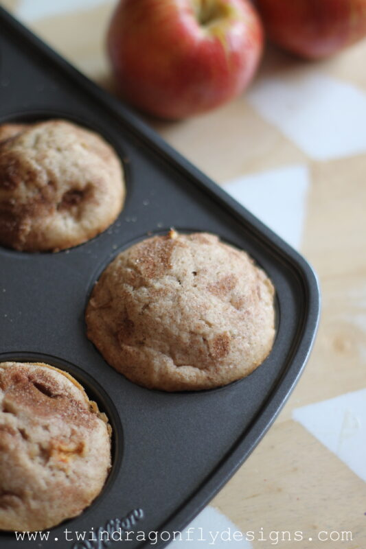 Apple Cinnamon Muffin Recipe