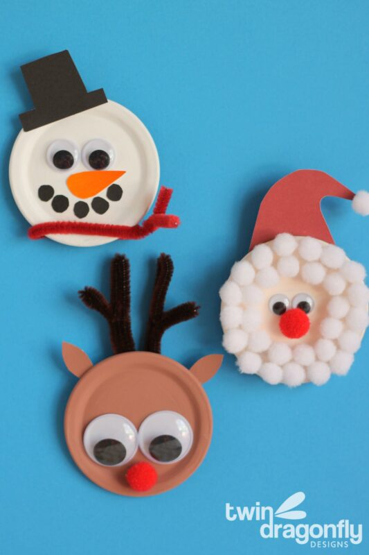 Christmas Magnet Craft