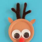 Reindeer Snap Lid Magnet 01