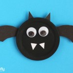 Bat Magnet Craft
