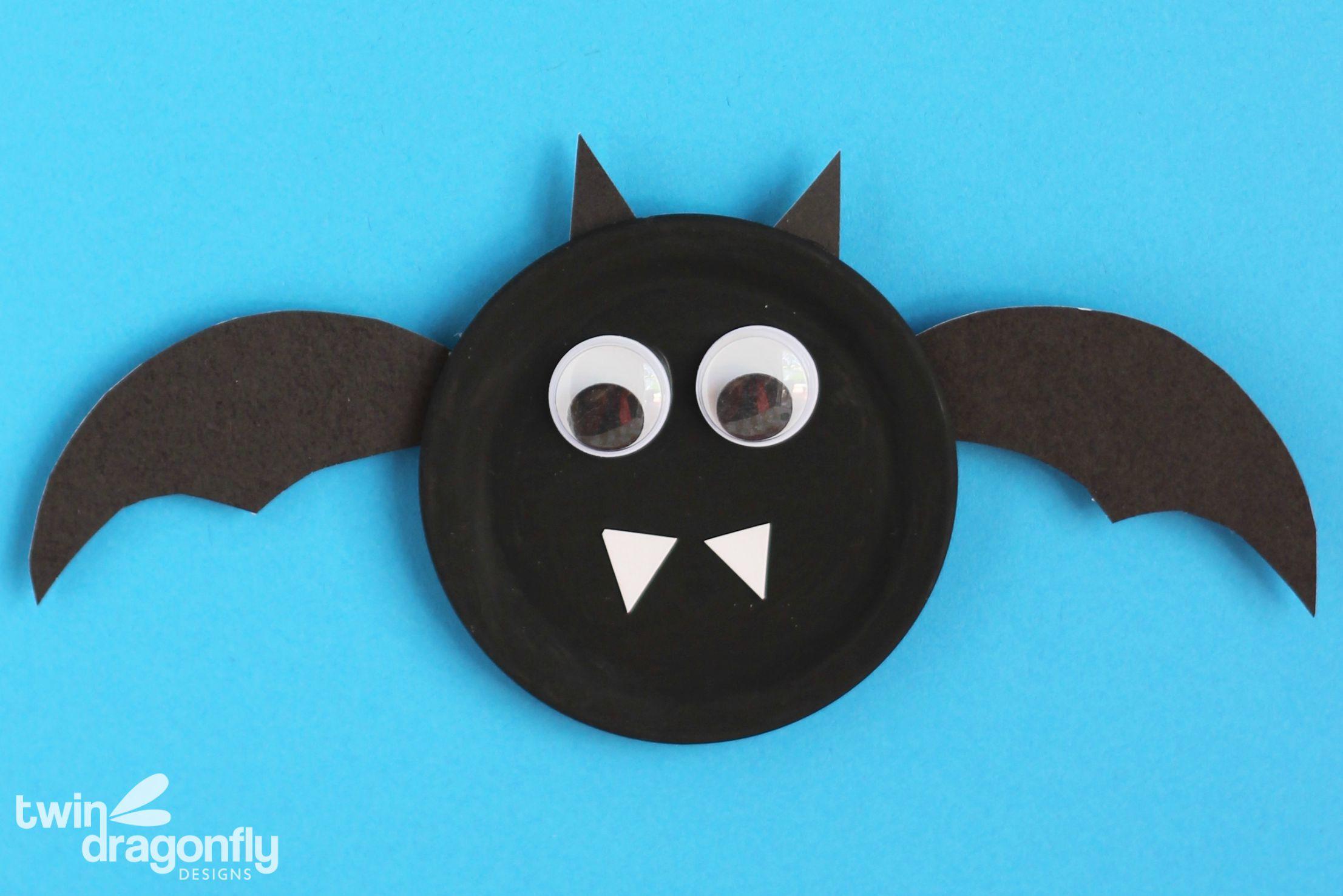Bat Magnet Craft