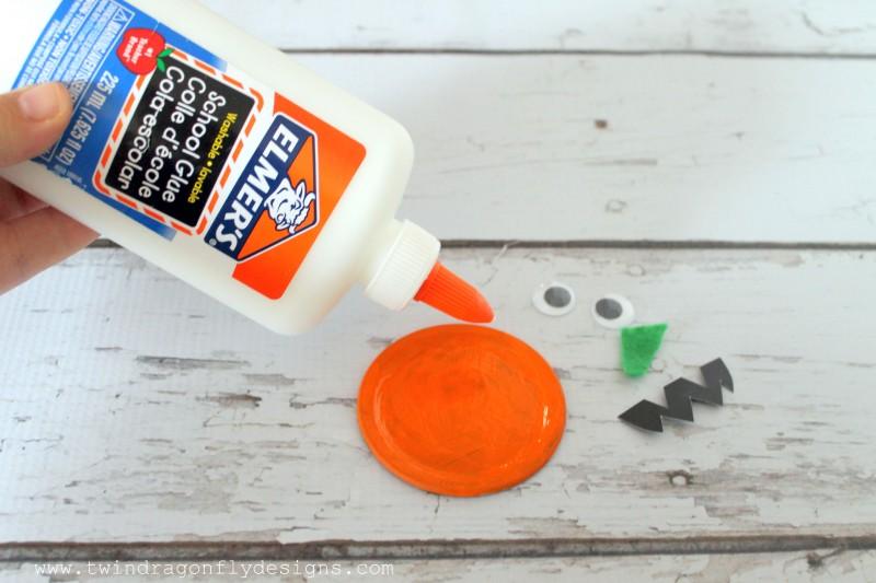 Snap Lid Pumpkin Magnet-003