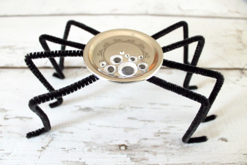 Snap Lid Spider