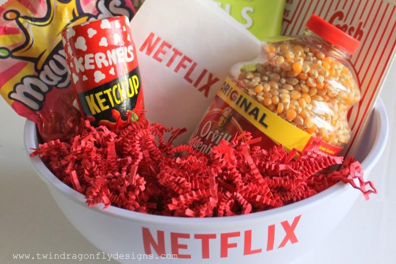 Christmas Gift Idea with Netflix