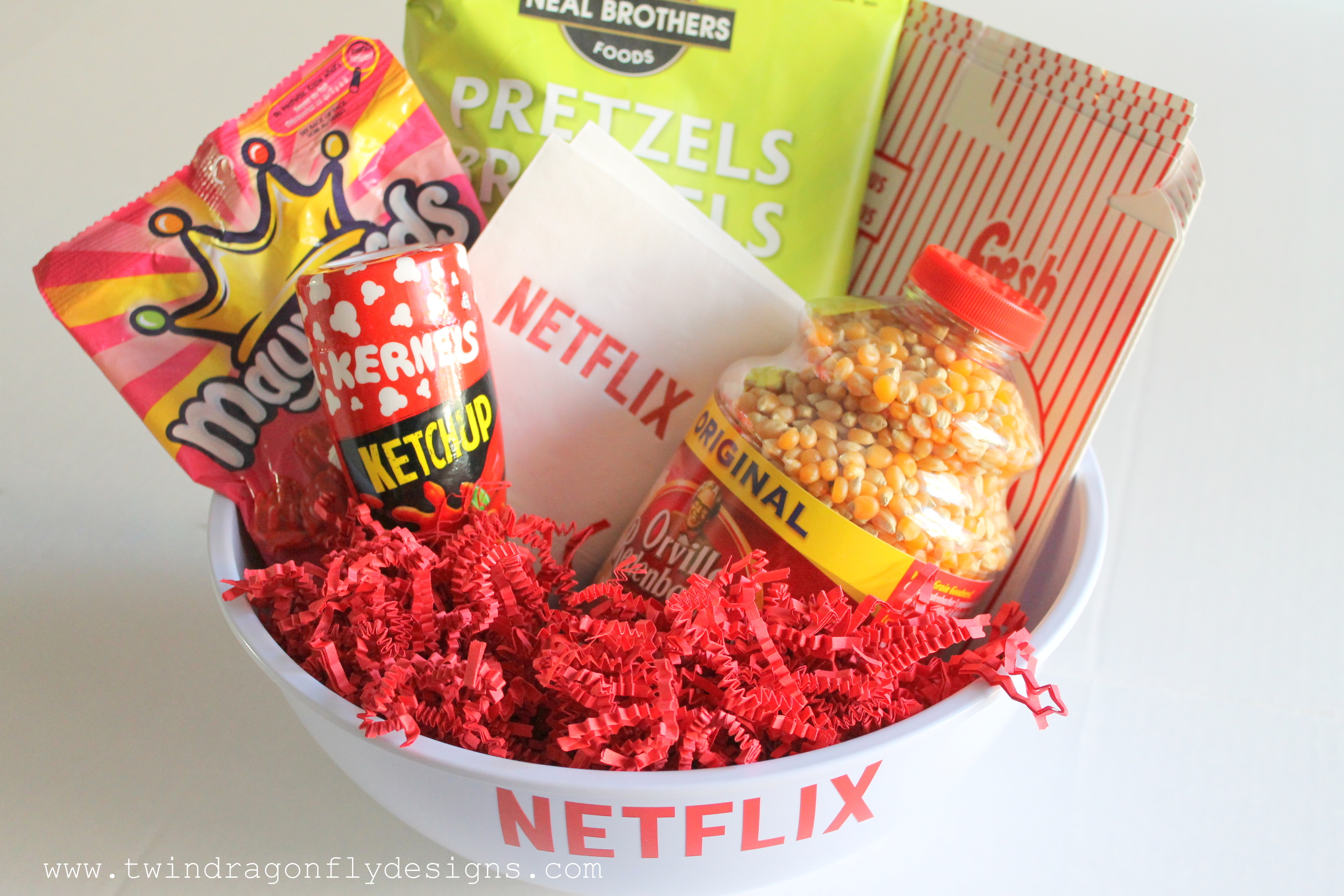Christmas Gift Idea with Netflix » Dragonfly Designs