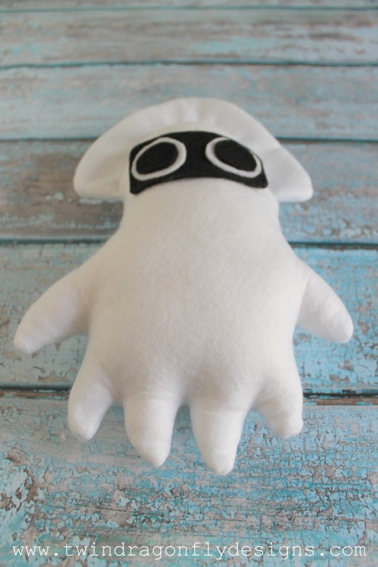 Mario Squid Softie-002