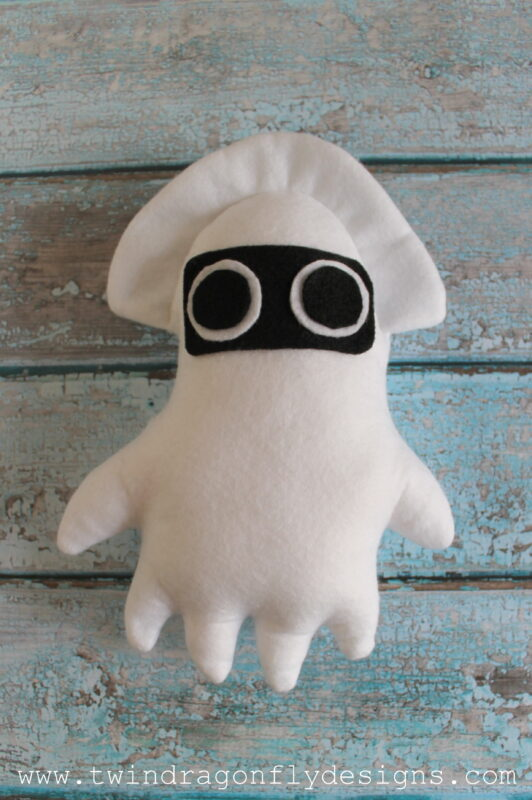 Mario Squid Softie-004