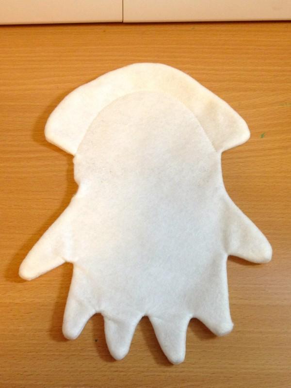 Mario Squid Plush DIY