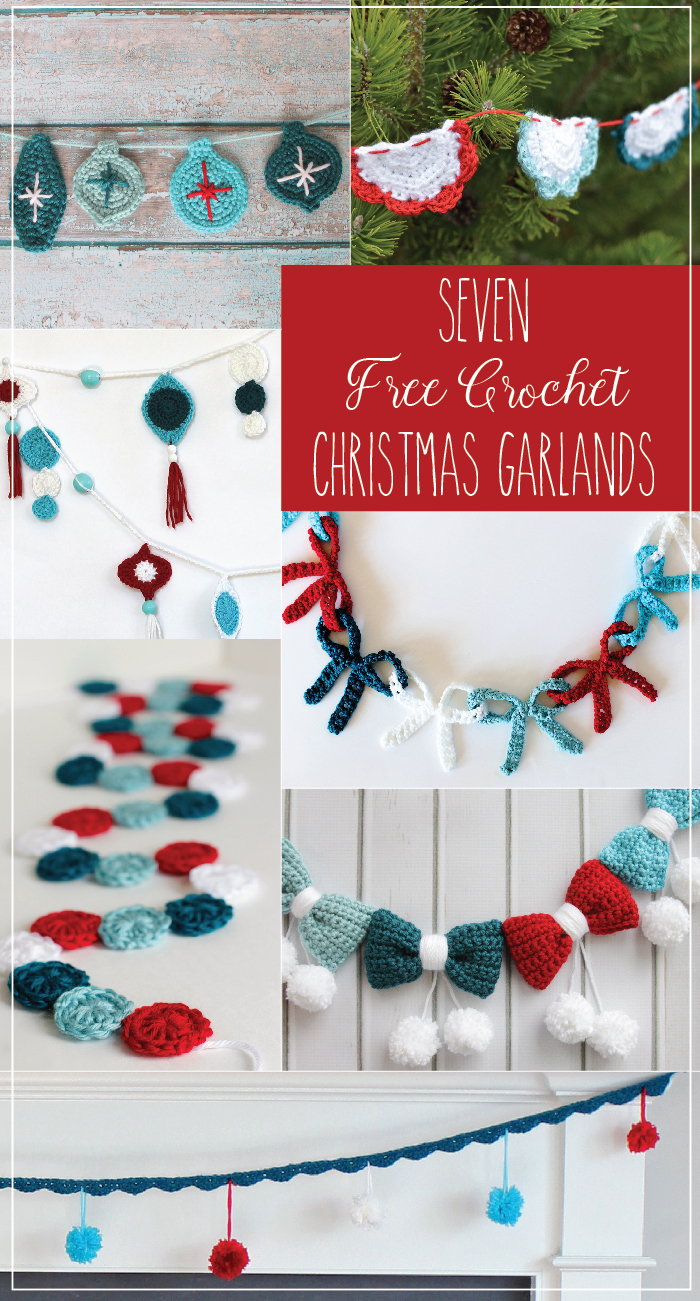 Crochet Garland Blog Hop Dragonfly Designs