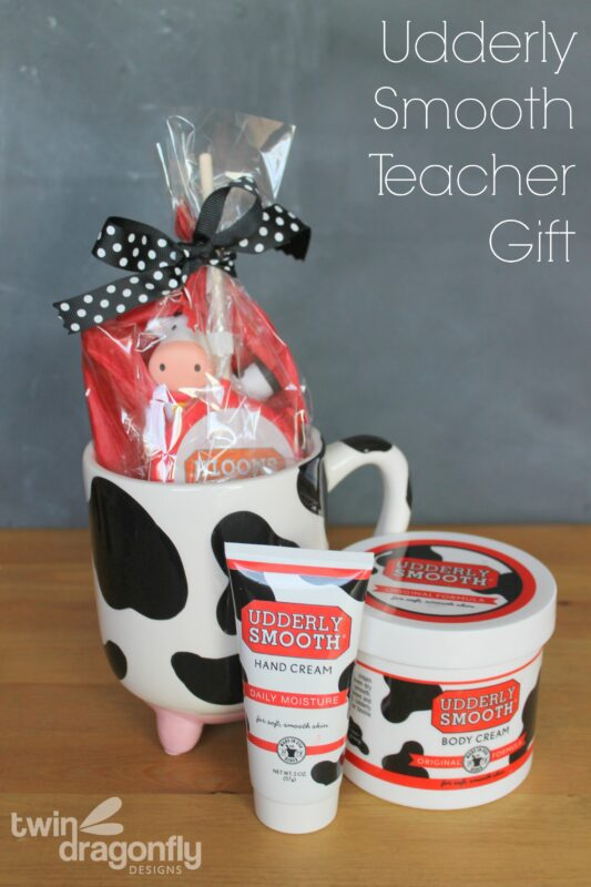 Udderly Smooth Teacher Gift