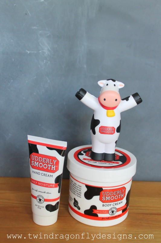 Udderly Smooth Teacher Gift Idea