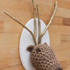 Crochet Reindeer Head-009