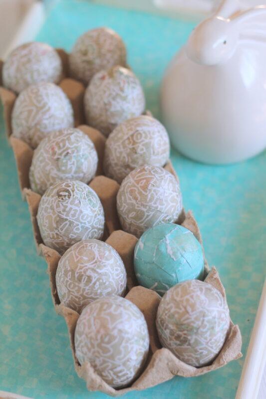 Decoupage Easter Eggs-006