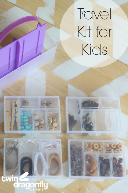 Travel Kit for Kids