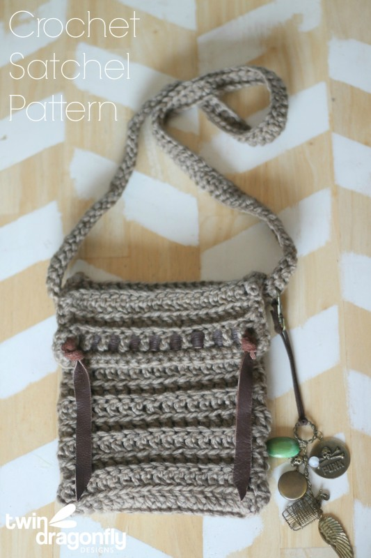 Crochet Satchel Pattern
